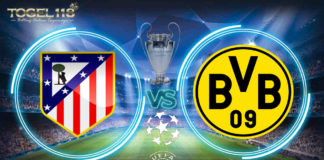 Atletico Madrid vs Borusssia Dortmund