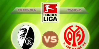 Freiburg vs Mainz