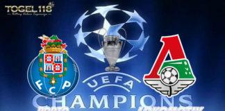 Porto vs Lokomotiv