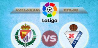 Real Valladolid vs Eibar