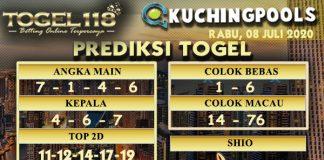 prediksi togel Kuching 08 juli 2020