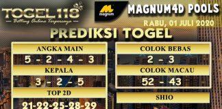prediksiTogel Magnum4D 01 Juli 2020