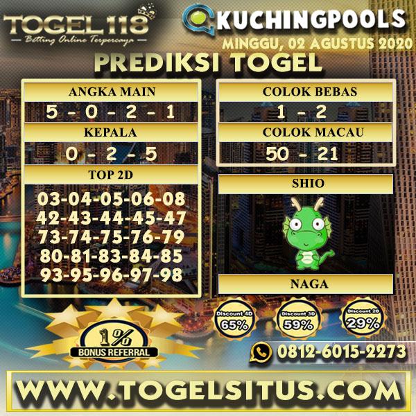 Prediksi Togel Kuching
