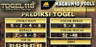 prediksiTogel Magnum4D 01 Agustus 2020